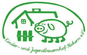 Logo des Kinder- und Jugendbauernhof Nickern e.V.